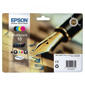Epson WF2510 Cartridge Standard Multipack CMYK