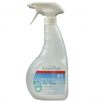 Multipurpose Surface Cleaner & Sanitiser- 750ml