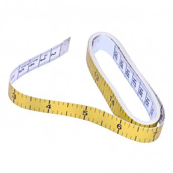 "60"" Dual Marked Analogical Tape Measure"