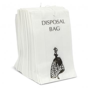 Feminine Hygiene Paper Bags-1X100