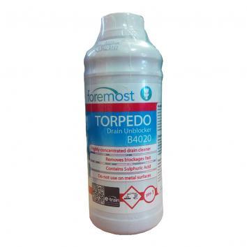 Torpedo Drain Unblocker - 1L