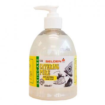 Antibacterial Handsoap, Unfragranced - 1x450ml