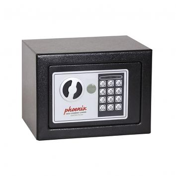 Compact Electronic Office Safe WITH DEPOSIT SLOT