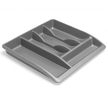 Addis Metallic Cutlery Tray