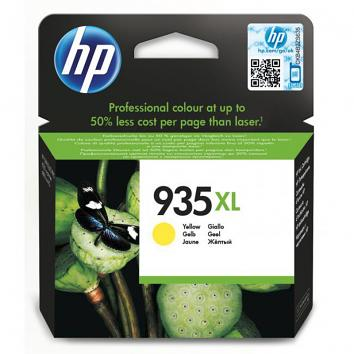 HP No 935XL YELLOW Inkjet Cartridge
