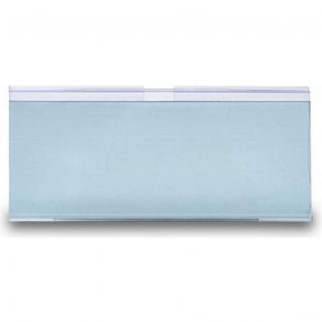 1000  x 39mm Clear  Scanning Strip For Instore®30 Shelf Front