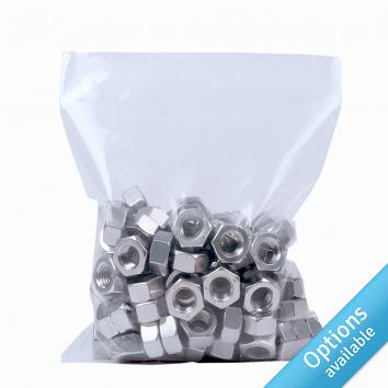 500g Clear Polybags
