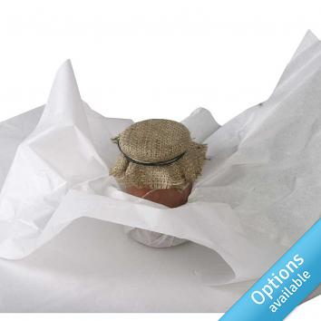 White Cap Tissue Paper