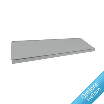 600mm Silver Shelves