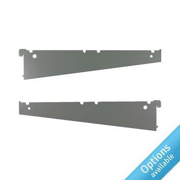 Blade Brackets For Silver Shelves