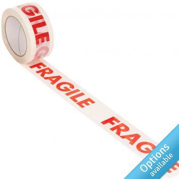 48mmx66m Fragile Parcel Tape