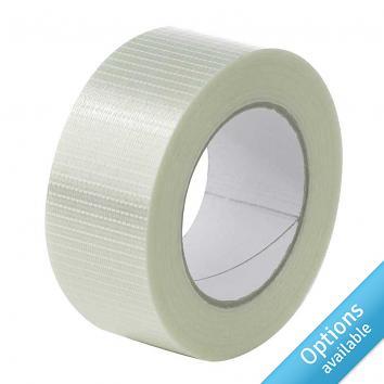 Fibre-Reinforced Crossweave Tape