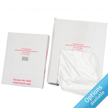 HD Imptd Polythene Bags