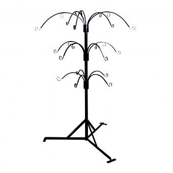 25 Hook Hanging Basket Tree (Allow For 8 Ft Floorspace In Total)