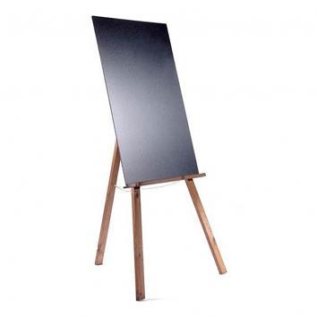 Chalkboard & Easel - A1 Dark Pine Floor Standing