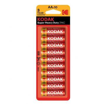 Kodak AA Batteries - Pack Of 10