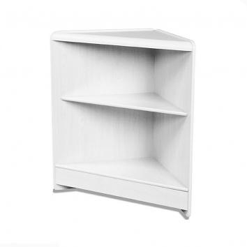 600x600mm White Closed  Corner Unit