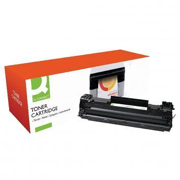 Compatible - HP 38A Black Cartridge CF283A