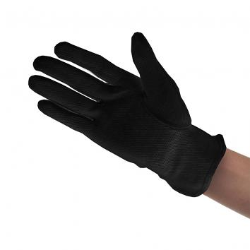 Black Heat Resistant Gloves - Medium