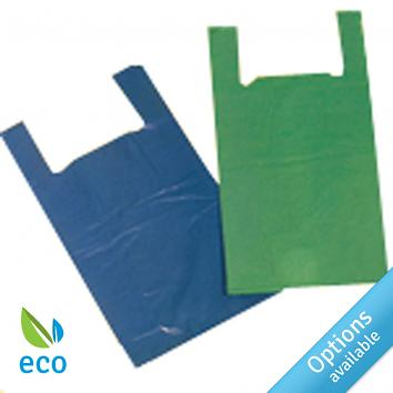 Blue/Green Recycled V/S Carriers