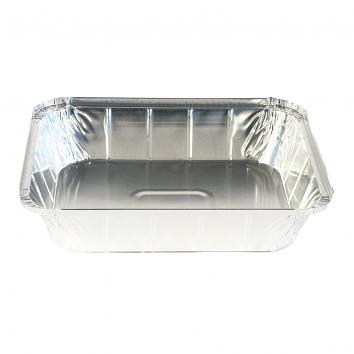 240x240x50mm Medium Gastronorm Foil Containers