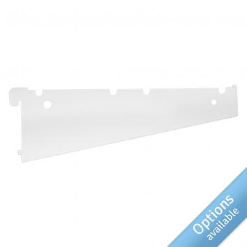 Blade Brackets For Pure White Shelves