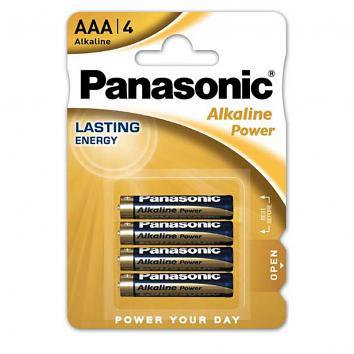 AAA Panasonic Batteries (12)