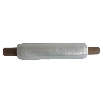 400mm x 600m 5mu Clear iWrap Intelligent Hand Pallet Wrap - Ext Core