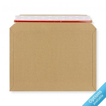 Expanding Corrugated Mailers