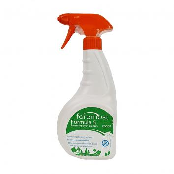 Oven Cleaner - 1x750ml
