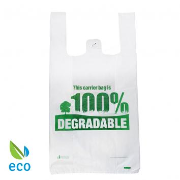 "11x17x21"" 16mu Degradable V/S Carriers"