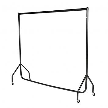 Std Black Garment Rails