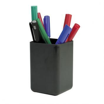 Q Connect Pen Pot - Black