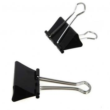 Bulldog clips 24mm