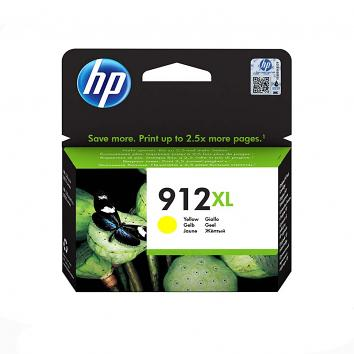 Original Yellow Cartridge For HP 912XL