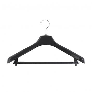 44cm Medium Weight Suit Hangers - 1X100 (100)