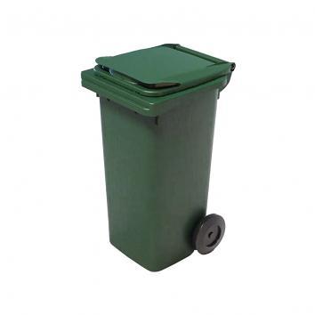 120 Ltr Green Wheelie Bin Standard