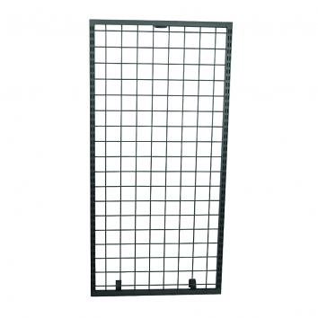 Instore® 50 Grid Panel For T Upright 695x1400mm Silver