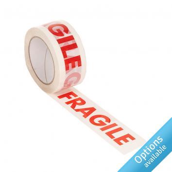 48mmx66m Fragile Vinyl Tape