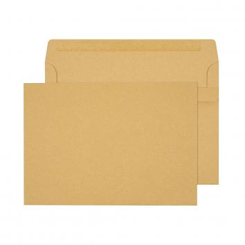 C5 229x162mm Self Seal Manilla Pocket Envelopes (500)