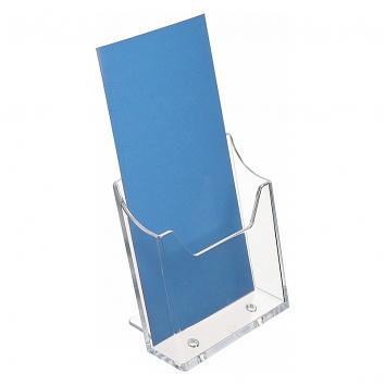 1/3 A4 Freestanding Leaflet Dispenser
