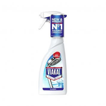 Viakal Washroom Limescale Remover Spray- 500ml