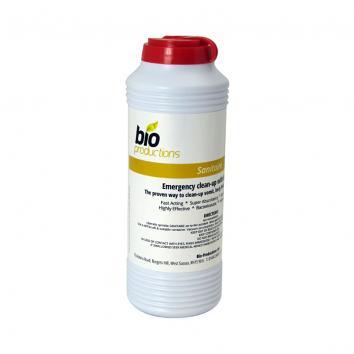 Body Fluid / Vomit Absorbent Granule Shaker Drum