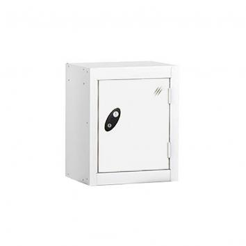 300x300x480mm1 Door Quartos Locker Grey/Grey