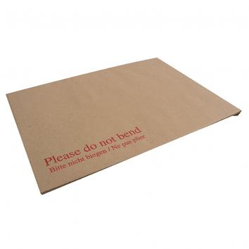 324x229mm Buff Manilla Board Backed Envelopes (10)