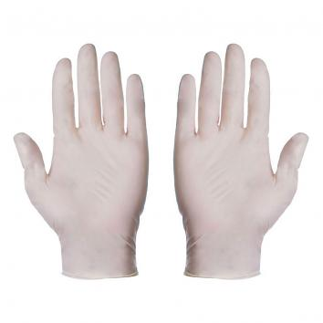 Powder Free Latex Gloves Medium - 1x1000