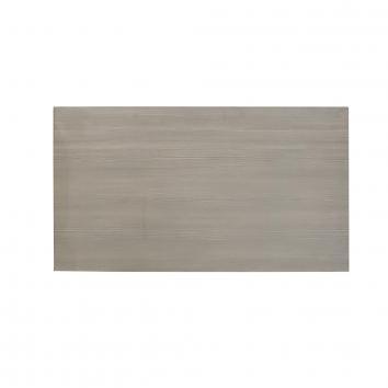 1350x730mm 26mm Thick Street 76 Gondola Top Shelf Pino Grey Melamine Shelf with Matching 2mm PVC EAR