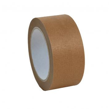 48mmx50m NEST Natural Kraft Tape With Hi-Tack Hotmelt Adhesive 1x36