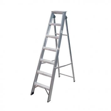10-Tread (2130mm Platform Ht) Class 1 Industrial Step Ladder