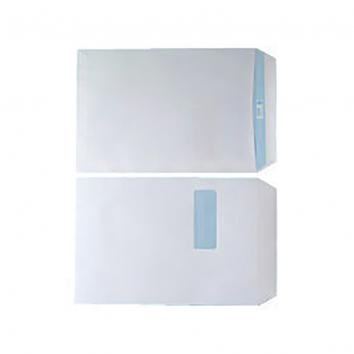 C4 White S/S Window Envelopes